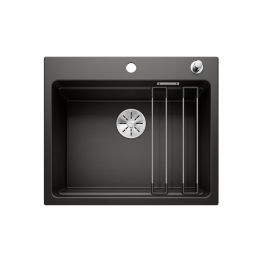Chiuveta de bucatarie Blanco Etagon 6 - negru