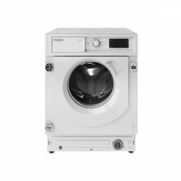 Masina incorporabila de spalat rufe cu uscator Whirlpool BI WDWG 751482 EU N